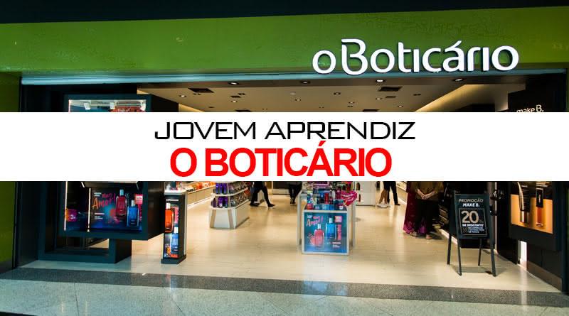 JOVEM APRENDIZ BOTICÁRIO -> Passo a passo para inscrição!