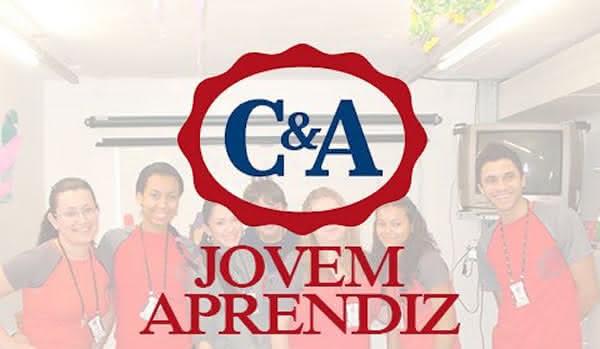 JOVEM APRENDIZ C&A – Seleção de candidatos 100% Online
