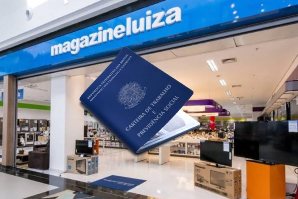 Jovem Aprendiz Magazine Luiza